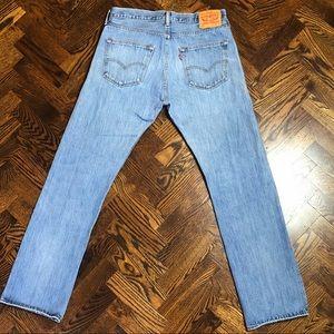 Vintage 90's Levi's 501 Jeans Size 32